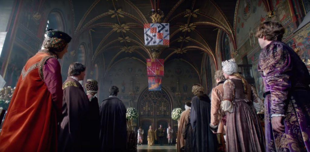 filme monarquia britânica
