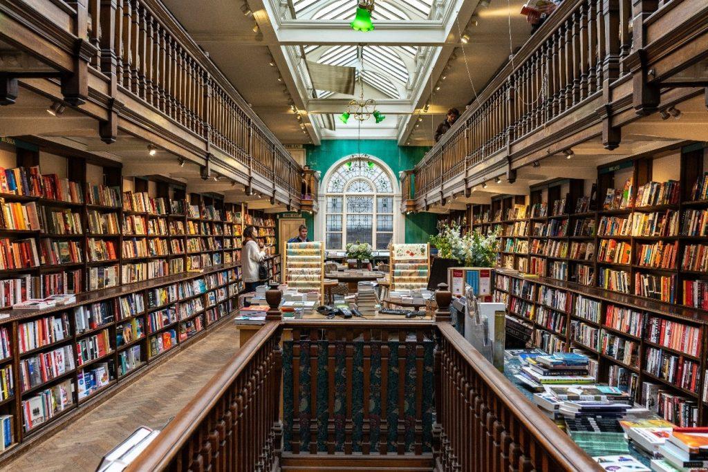 livros livrarias londres