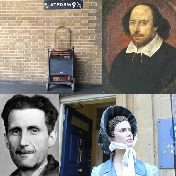 literatura britânica
