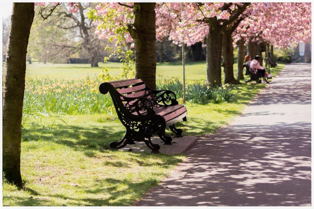 clima reino unido primavera