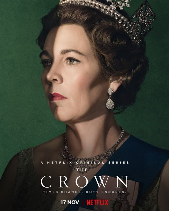 the crown 3 temporada